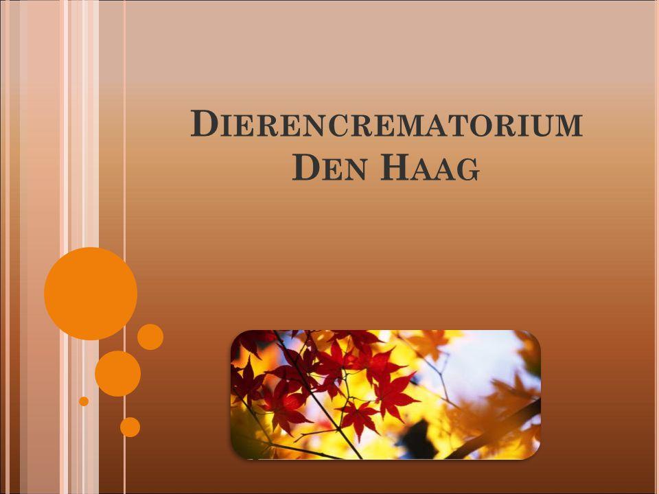 Dierencrematorium Den Haag