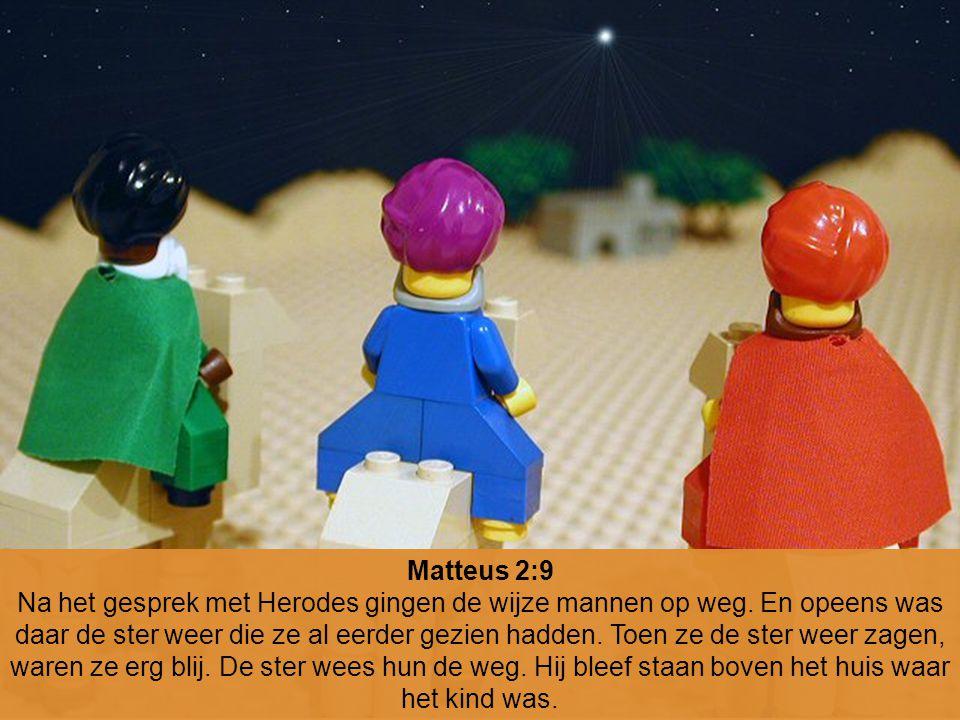 Matteus 2:9