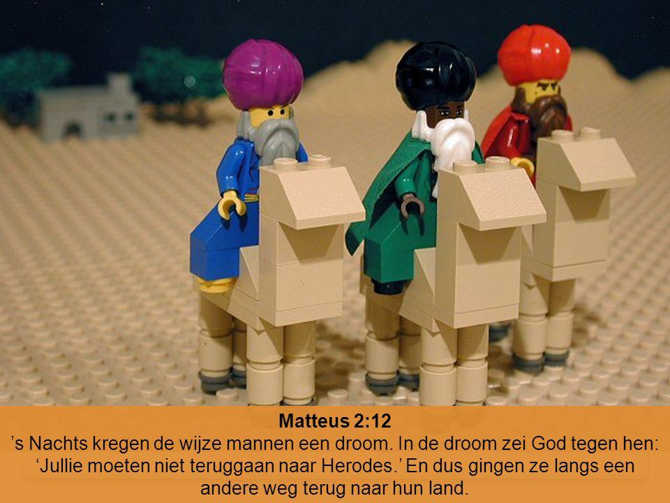 Matteus 2:12
