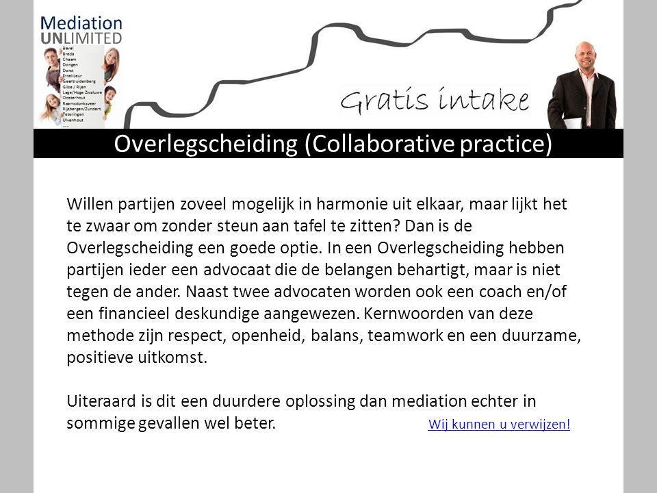 Overlegscheiding (Collaborative practice)