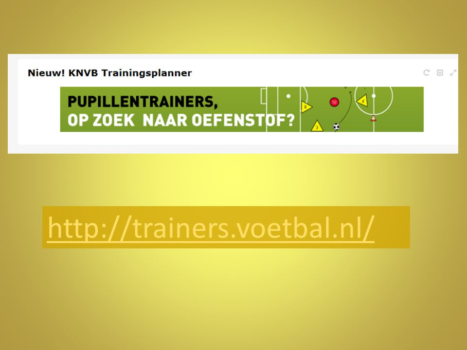 http://trainers.voetbal.nl/