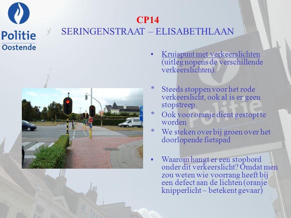 CP14 SERINGENSTRAAT – ELISABETHLAAN