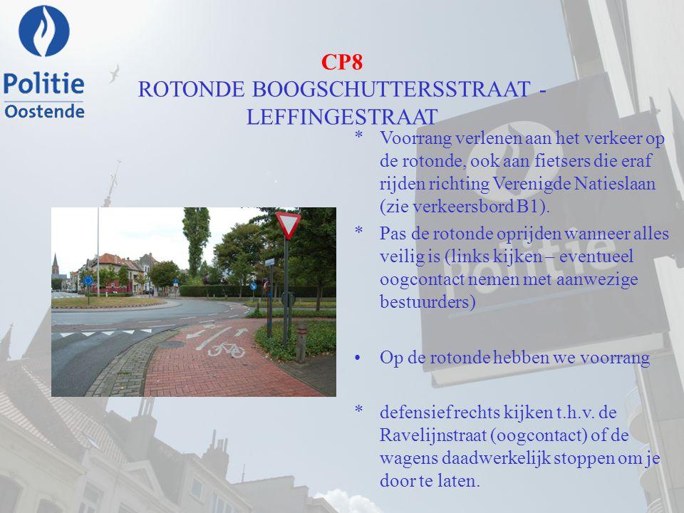CP8 ROTONDE BOOGSCHUTTERSSTRAAT - LEFFINGESTRAAT