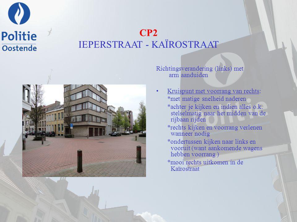CP2 IEPERSTRAAT - KAÏROSTRAAT