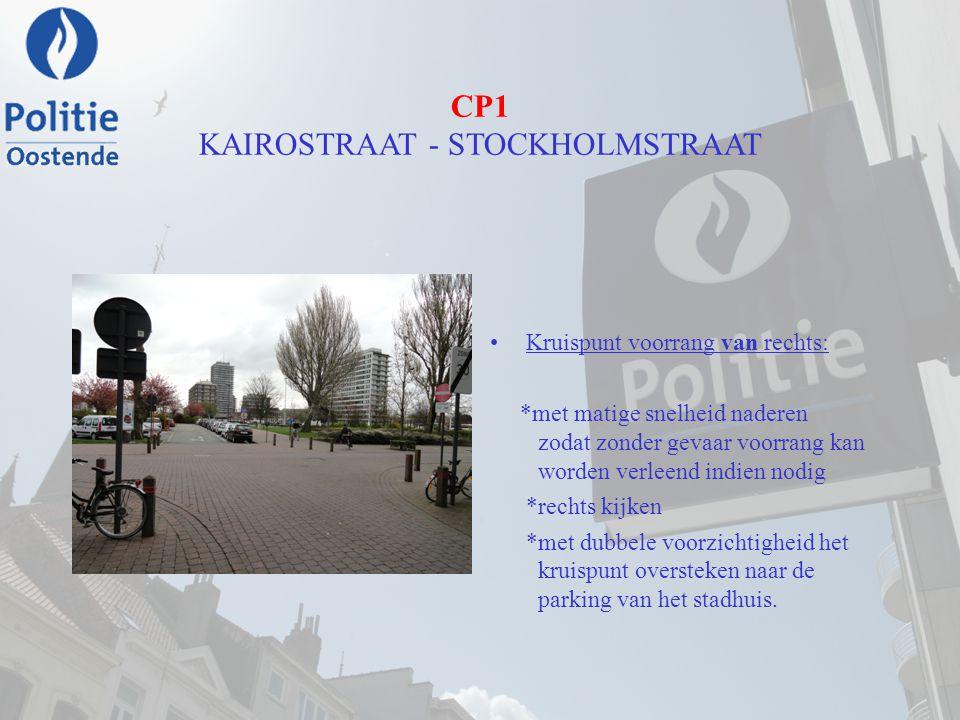 CP1 KAIROSTRAAT - STOCKHOLMSTRAAT