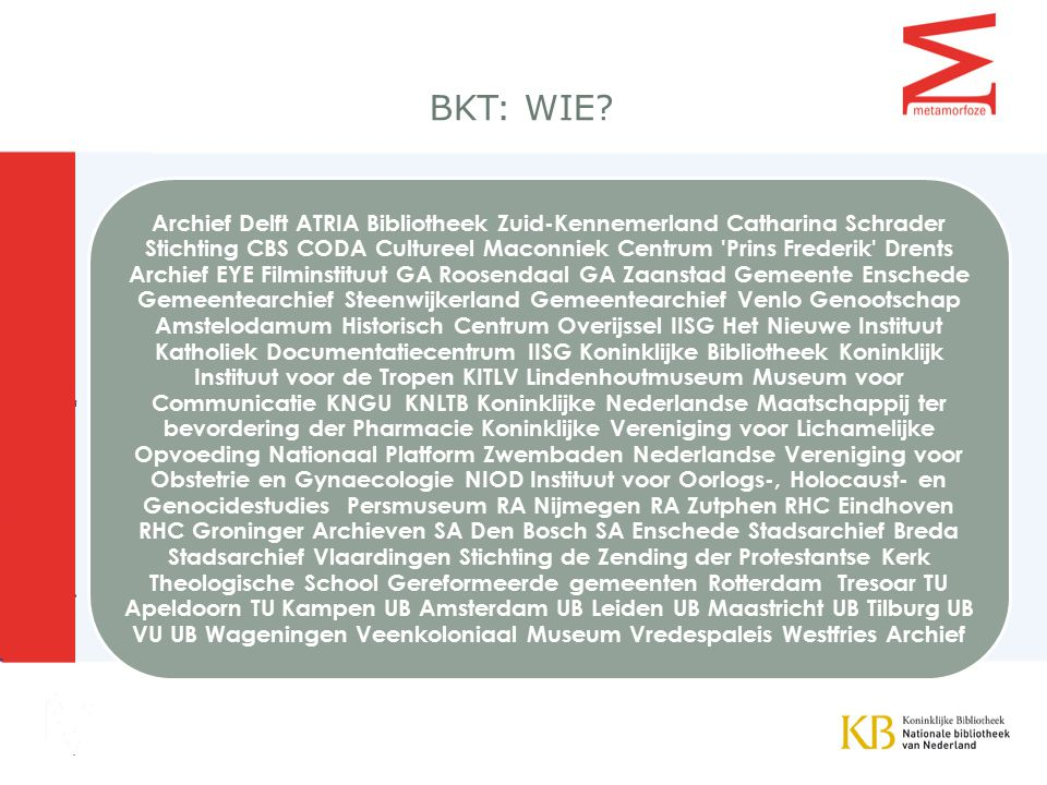 BKT: WIE
