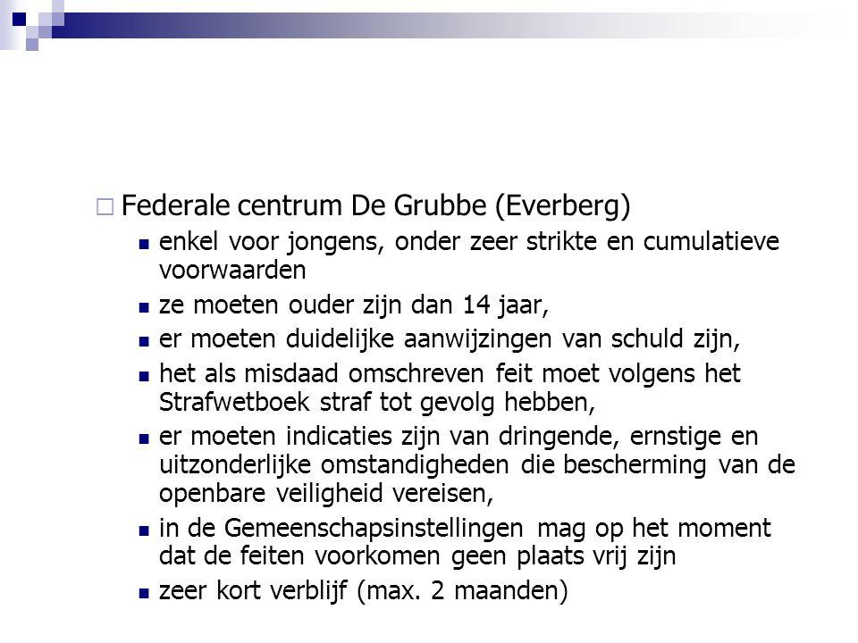 Federale centrum De Grubbe (Everberg)