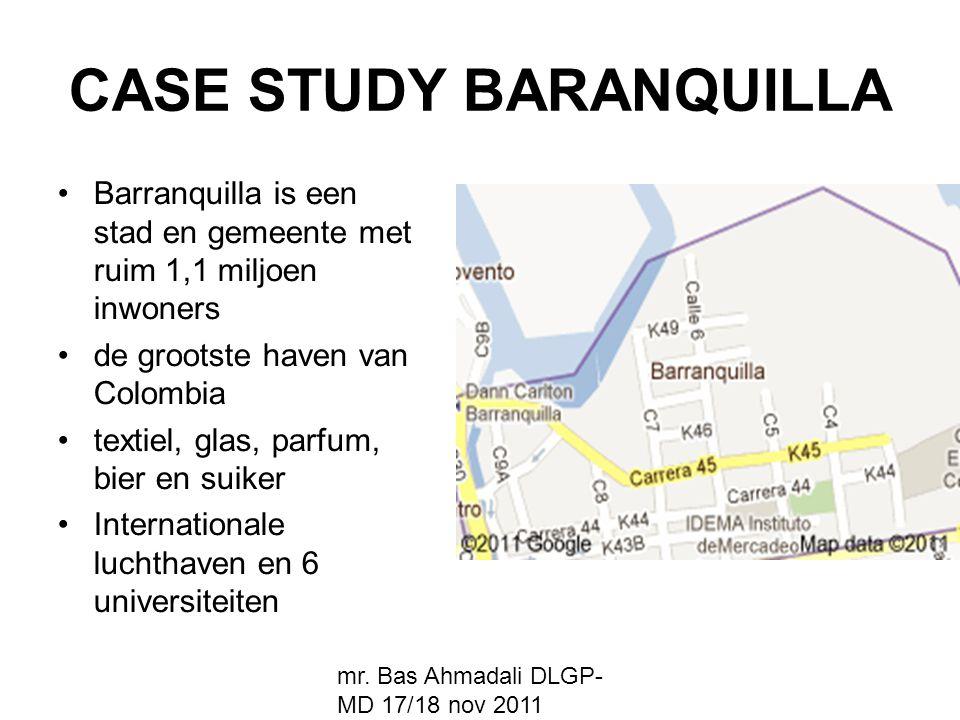CASE STUDY BARANQUILLA