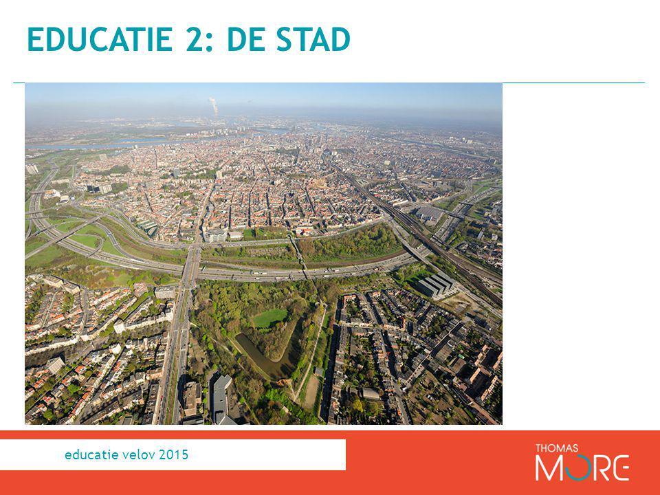 educatie 2: de stad educatie velov 2015