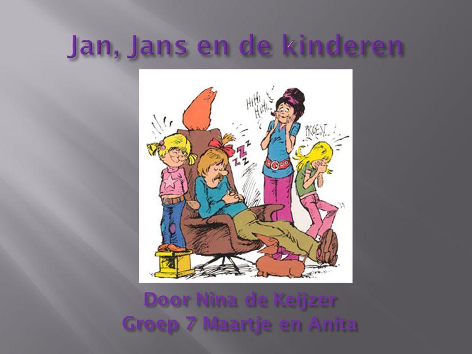 Door Nina de Keijzer Groep 7 Maartje en Anita
