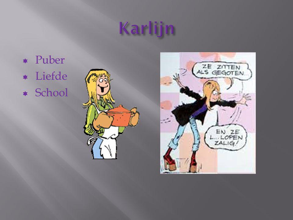 Karlijn Puber Liefde School