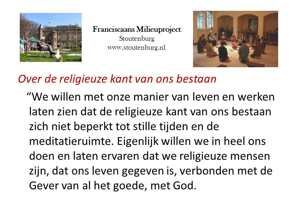 Franciscaans Milieuproject Stoutenburg