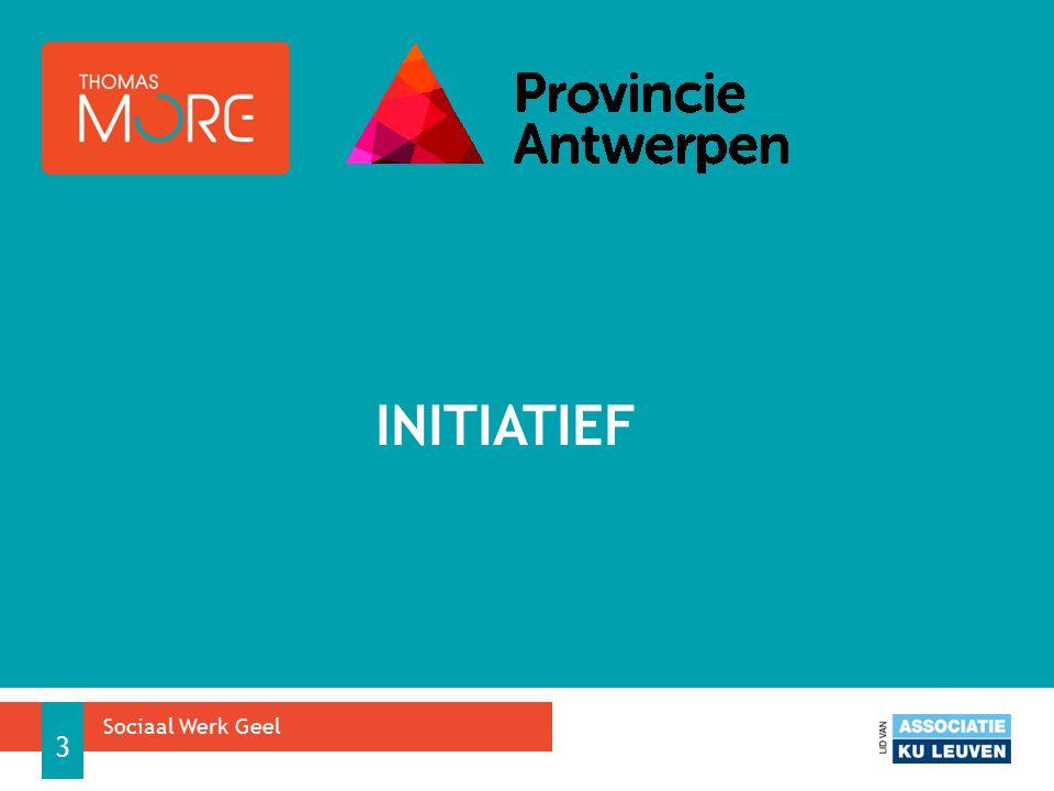 INITIATIEF Sociaal Werk Geel