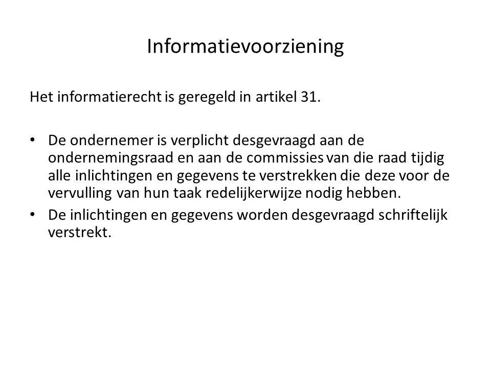 Informatievoorziening