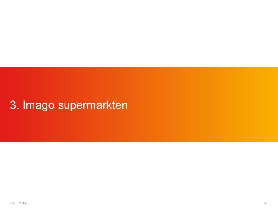 3. Imago supermarkten