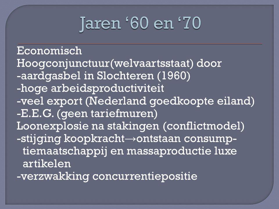 Jaren '60 en '70