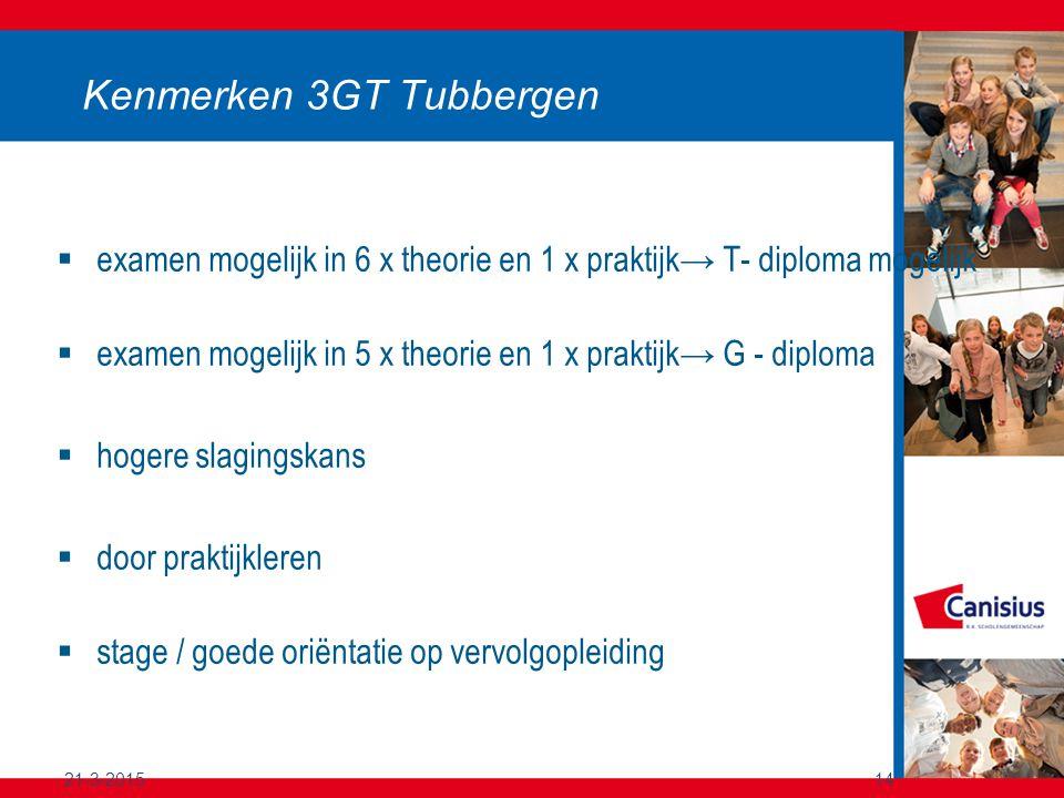 Kenmerken 3GT Tubbergen