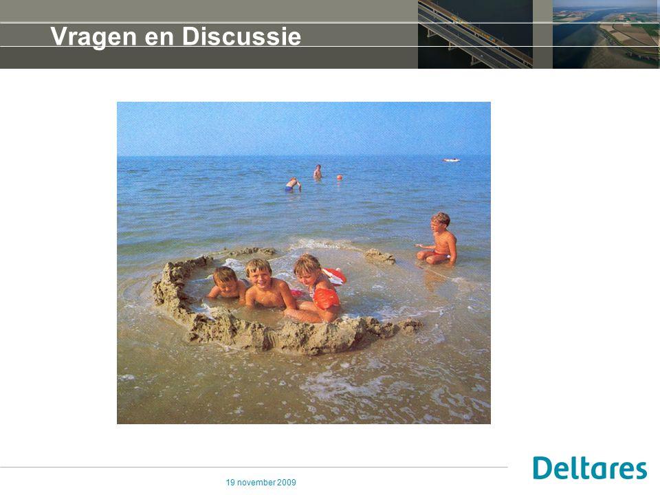 Vragen en Discussie 19 november 2009