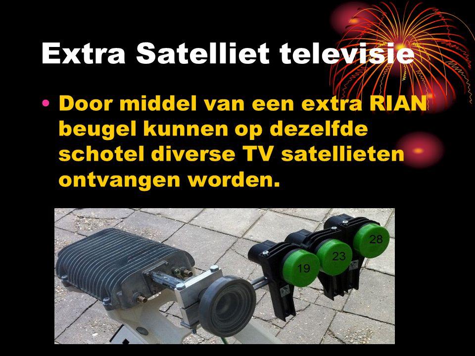 Extra Satelliet televisie
