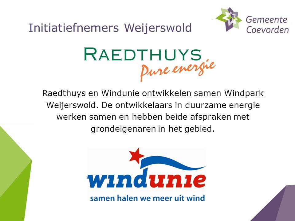 Initiatiefnemers Weijerswold