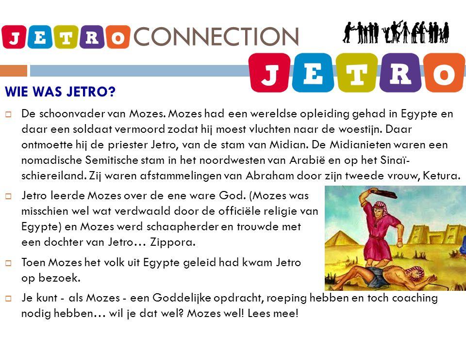 JETRO - CONNECTION WIE WAS JETRO