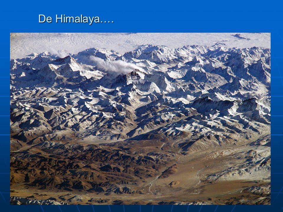 De Himalaya…. Doel: Ontzag