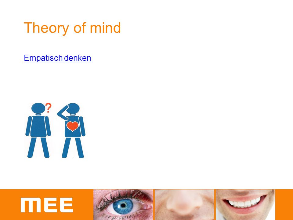 Theory of mind Empatisch denken