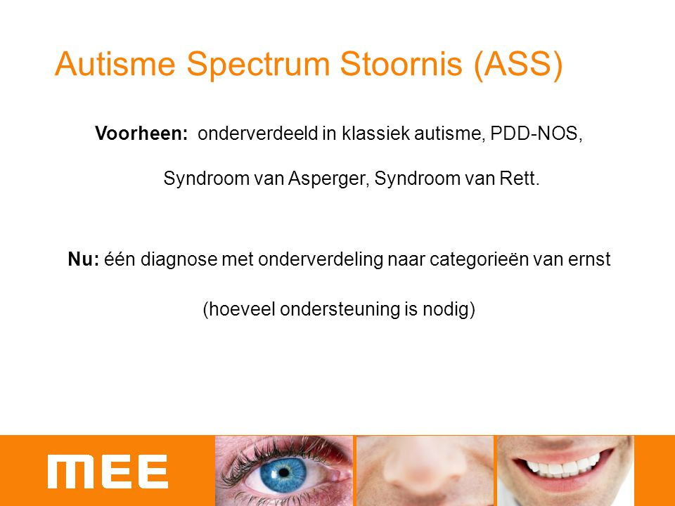Autisme Spectrum Stoornis (ASS)
