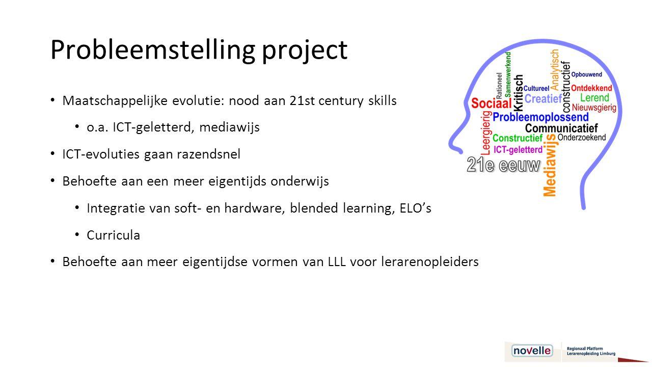 Probleemstelling project