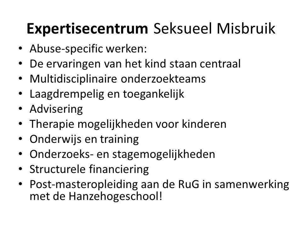 Expertisecentrum Seksueel Misbruik