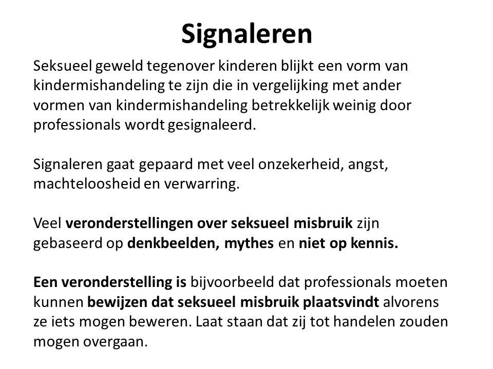 Signaleren