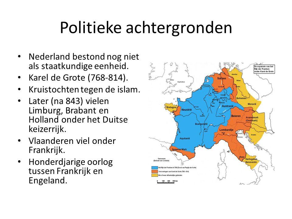 Politieke achtergronden