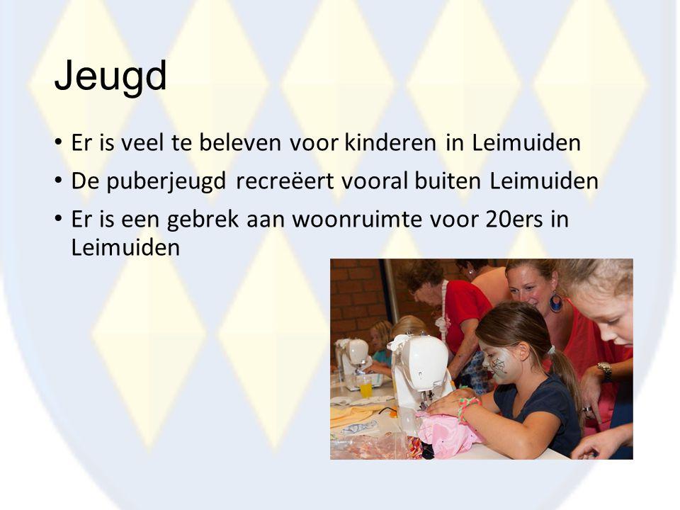Jeugd Er is veel te beleven voor kinderen in Leimuiden