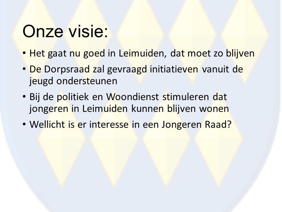 Onze visie: Het gaat nu goed in Leimuiden, dat moet zo blijven