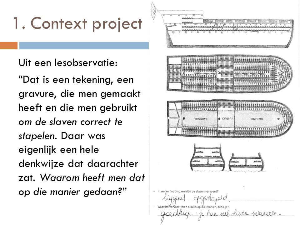 1. Context project
