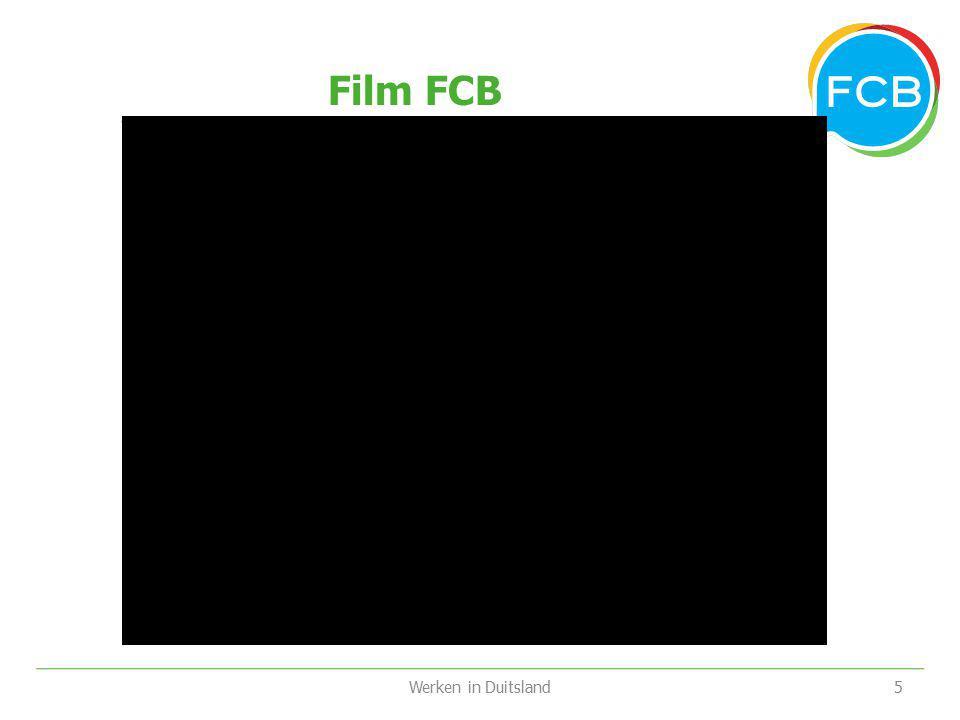 Film FCB Werken in Duitsland