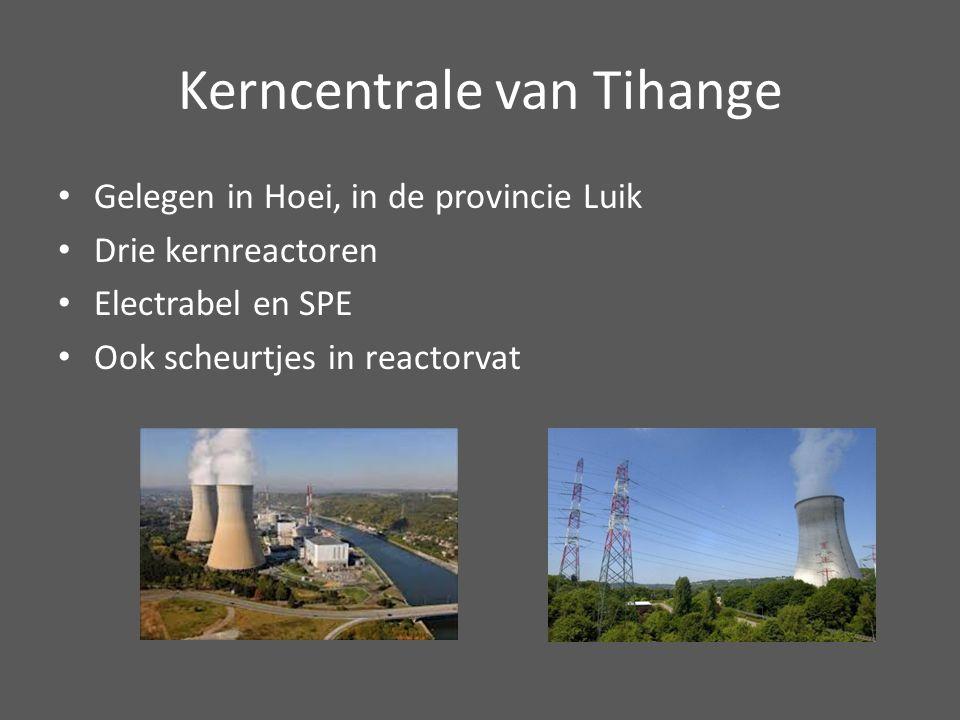 Kerncentrale van Tihange