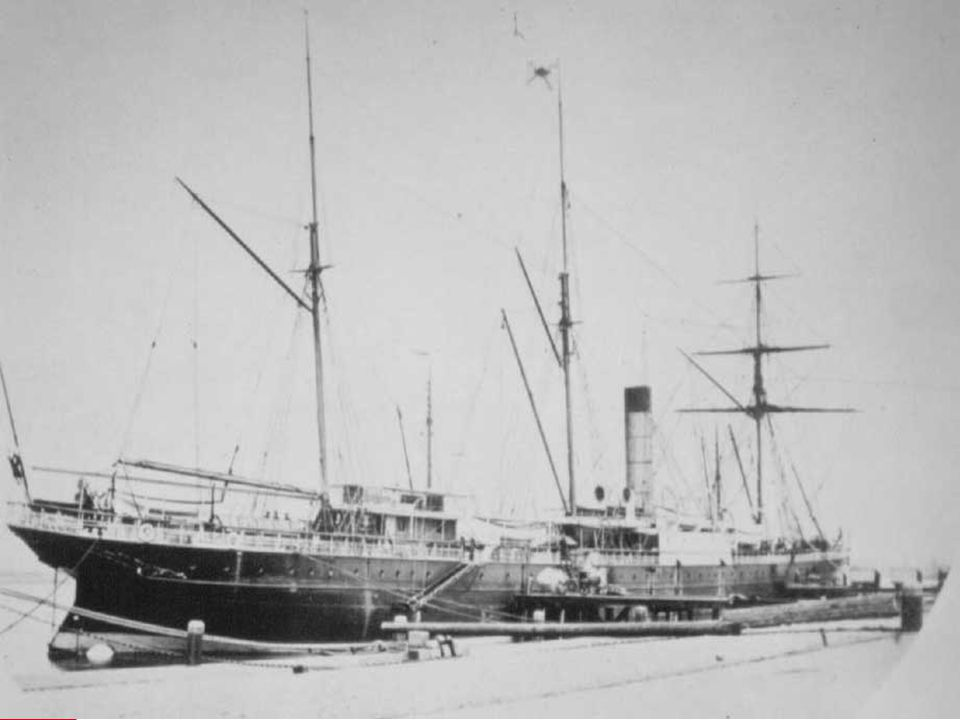 The s.s. Willem III