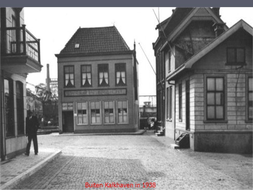 Buiten Kalkhaven in 1938