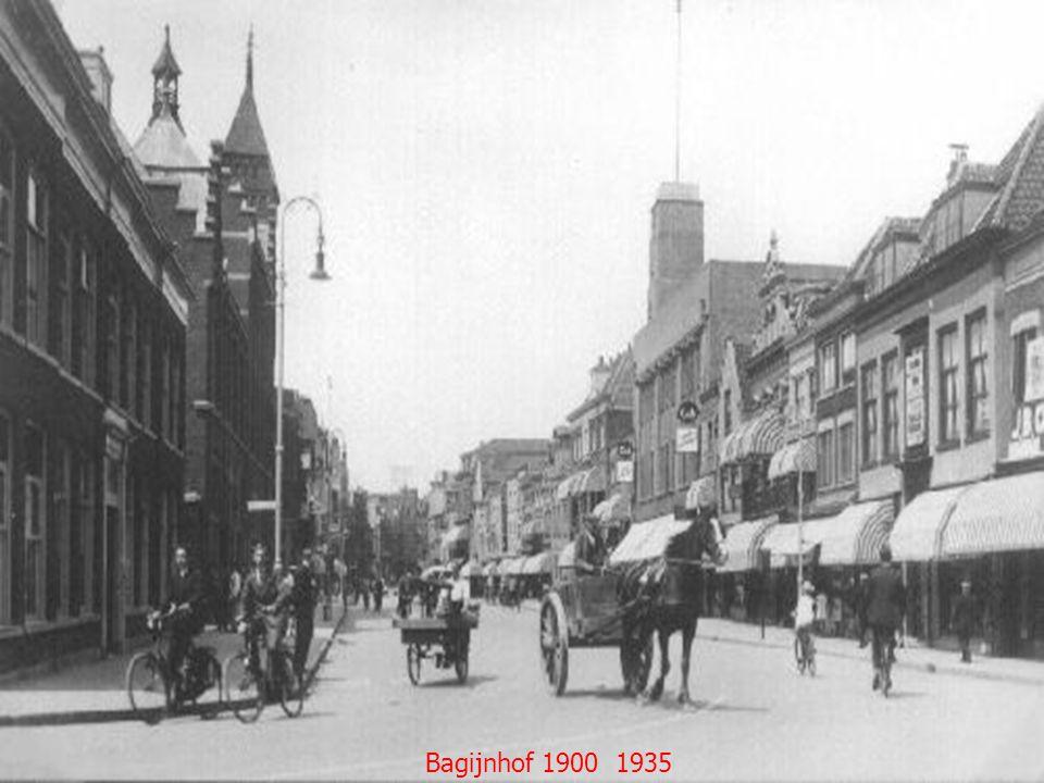 Bagijnhof 1900 1935