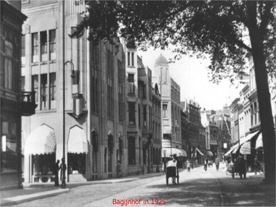 Bagijnhof in 1925