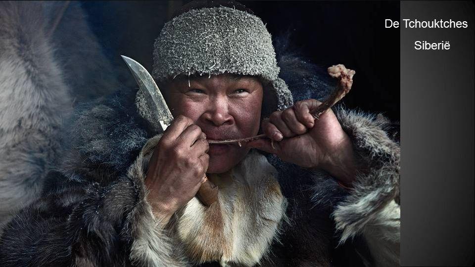 De Tchouktches Siberië