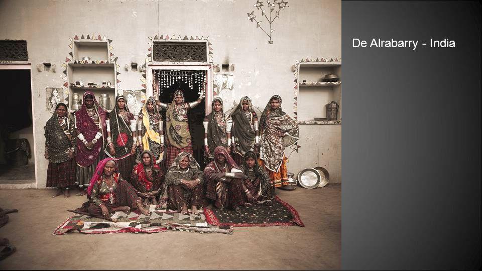 De Alrabarry - India