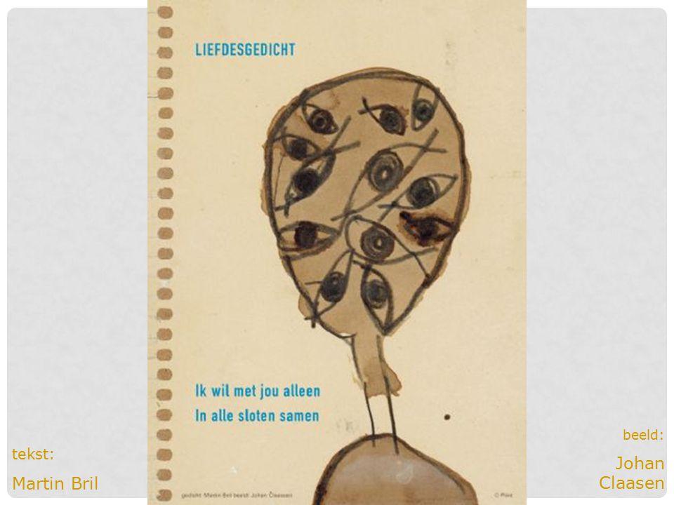 beeld: Johan Claasen tekst: Martin Bril