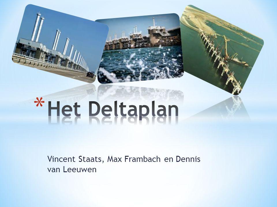 Vincent Staats, Max Frambach en Dennis van Leeuwen