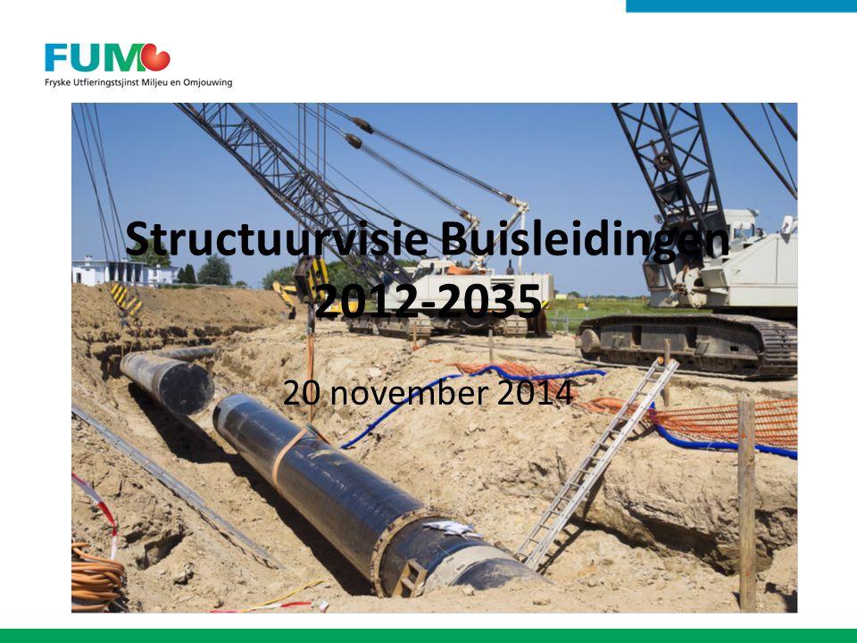 Structuurvisie Buisleidingen 2012-2035