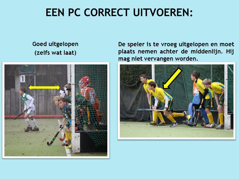 EEN PC CORRECT UITVOEREN: