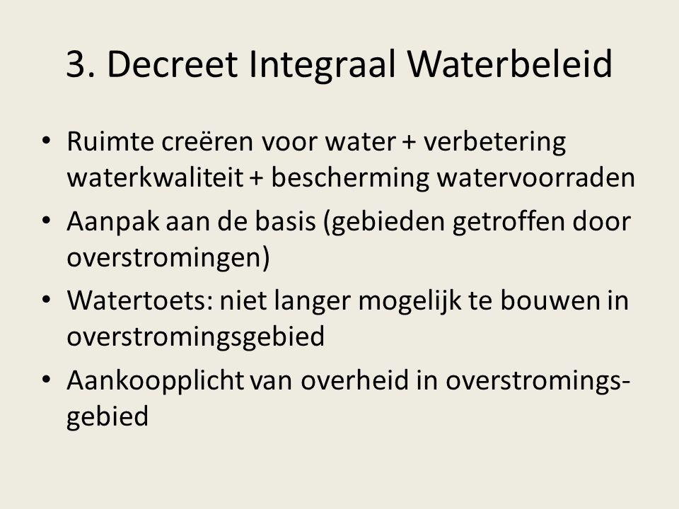 3. Decreet Integraal Waterbeleid