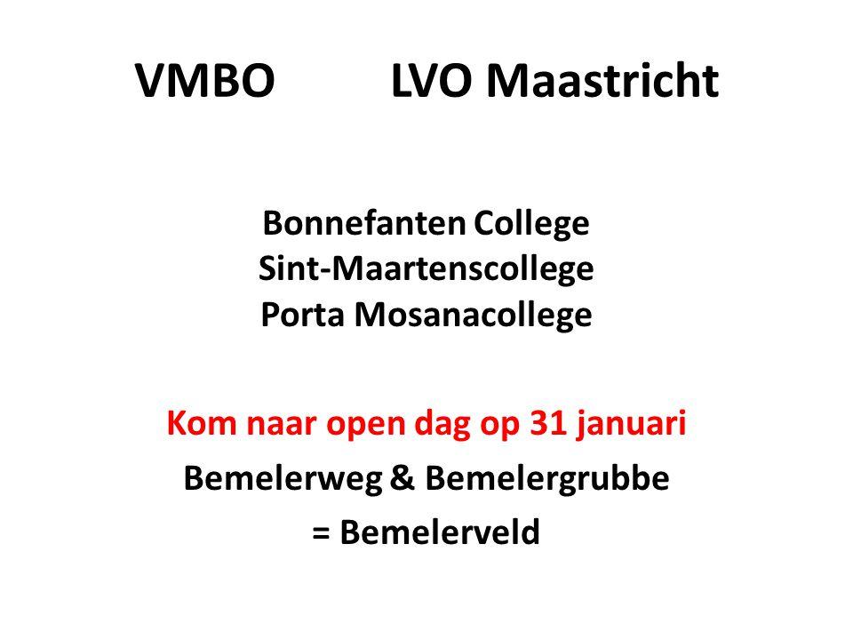 VMBO LVO Maastricht