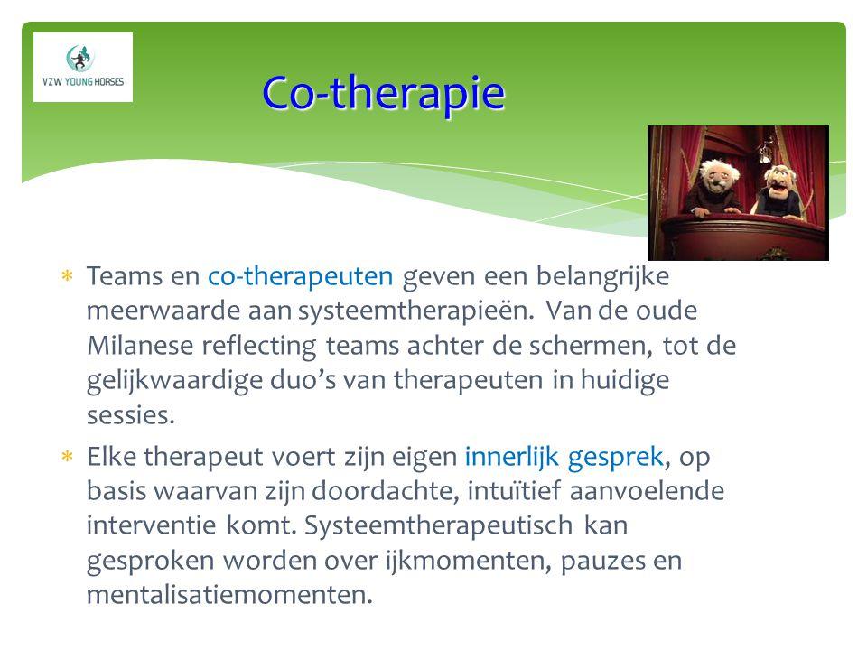 Co-therapie